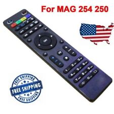 Latest Ultra-thin Remote Control Replacement for MAG250 MAG254 IPTV Set Top Box