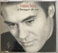 FRANÇOIS VALÉRY : CHANGER DE VIE - [ CD MAXI ]