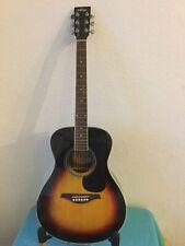 Vintage Folk Acoustic Guitar (V300 VSB)