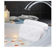 AmazeFan Bath Pillow, Bathtub Spa Pillow with 4D Air Mesh Technology