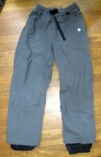 Burton Bio-Lite Technical Ski SNOWBOARD Pants Mens Small