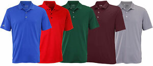 Adidas Golf Men's Performance Polo Shirt, Several Color Options