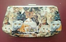 Cat Lady Bag Cat Clutch Women's Purse