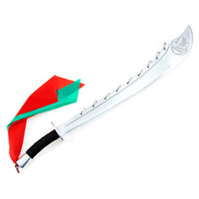 9-Ring Broadsword Rings on Blade Kung Fu Wushu Martial Arts Tai Chi Weapon