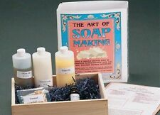 Mayer's DIY Art Of Soap Making Exfoliating Scented Science Craft Supplies Kit