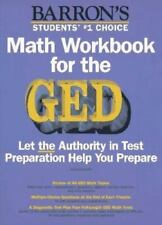 Math Workbook for the GED (Barron's Math Workbook for the GED)