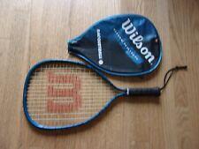 "Wilson Dimension Racquetball Racquet - New Pro Sensation Grip Wrap - 3 7/8"""