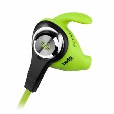 Monster -  iSport Intensity w/ Apple ControlTalk In-Ear Headphones - Green