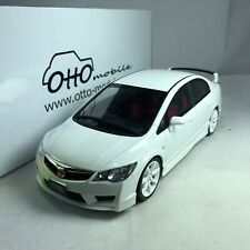1/18 OTTO Honda Civic Type-R FD2 Late Version White OT838