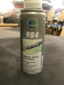 Tunap 984 injector cleaner for diesel