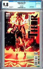The Mighty Thor #702 Phoenix Variant Cover CGC 9.8 Graded White NM/MT Marvel