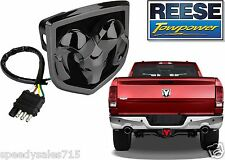 Reese Towpower 86531 LED Hitch Light Cover Dodge Ram Logo New Free Shipping