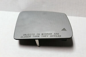 2011-2019 Mercedes Benz ML G GL GLE GLS R Right Passenger Side Mirror Glass OEM