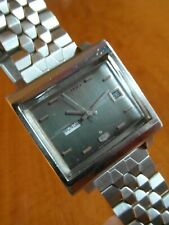 Vintage Seiko 5 TV 6119-5000 Automatic 21 Jewels. Brazalete original. Caja Seiko