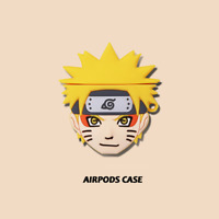 Naruto Shippuden 3D Silicone Case Cover For Apple Airpods 1st & 2nd Generation