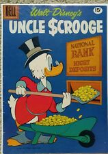 UNCLE SCROOGE #33 FN/VF 7.0 DELL 5/1961