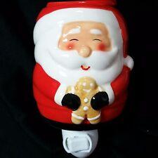Santa Outlet Warmer Christmas Fragrance Wax Melt Tuscany Candle Holiday