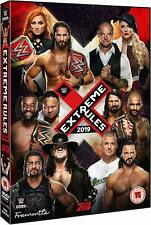 WWE: Extreme Rules 2019 (DVD) Undertaker, Becky Lynch, Seth Rollins