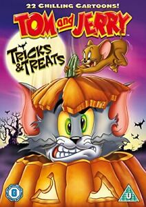 Tom and Jerry: Tricks and Treats [DVD][Region 2]