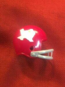 Riddell pocket pro football helmet NFL AFL Dallas Texans two-bar