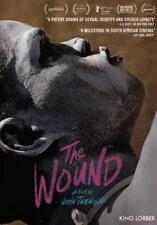 WOUND NEW DVD