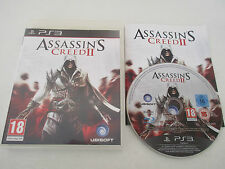 ASSASSIN'S CREED II (2) - SONY PLAYSTATION 3 - JEU PS3 COMPLET