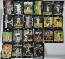 2007 Topps Series 1 & 2 Chicago White Sox Team Set of 22 Baseball Cards