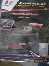 F 1 Rennwagen Kollektion 1:43 * Nr. 19 * Mc laren M 23 1976- James Hunt