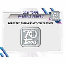 2021 Topps Series 2 Baseball Hobby Box (Presell) June 9 Release