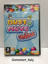 Bust a move Online Puzzle Bobble (PC) Video Game NEW New Game Video Games