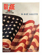 NEW 1997 GI JOE D-Day Salute Classic Collection-Collectible-NIB