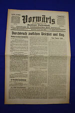 VORWÄRTS (31. Juli 1915): Durchbruch zwischen Weichsel und Bug