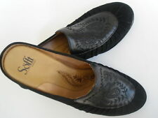 """SOFFT LEATHEER HEELS 3"""" Wmns 9.5 NEW SALE $99 NEW SALE"""