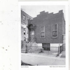 "*Postcard-""Gotti House"" ...Boyhood Gambino Family Home/ -NYC Gangland (#67)"