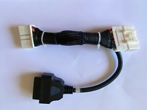 Tesla Model 3 Diagnostic Port Adaptor Cable OBD-II Pre Jan 2019 Model 3