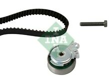 VAUXHALL MERIVA A 1.6 Timing Belt Kit 03 to 10 Z16SE Set INA 09117695 1606368