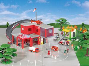 Siku 5508 - Stazione Pompieri - Nuovo