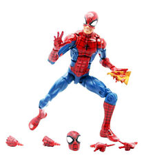 "6""Marvel Legends Infinite Series Elite Pizza Spiderman Action Figure Toy Hasbro"