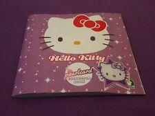 Hello Kitty pearlcard collection Sammelheft (fast vollständig)