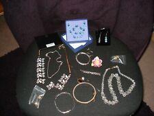 Job Lot of Jewellery -New - Used - Broken Items