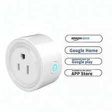 Smart WIFI Plug Socket Power Switch APP Remote Control Timer US Home Automation