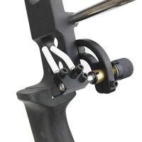 Archery Decut D-TEC Right Hand Arrow Rest Adjustabe Longbow Compound/Recurve Bow