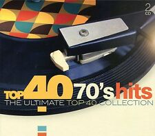 Top 40 70's Hits : The Ultimate Top 40 Collection (2 CD)