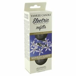 YANKEE CANDLE ELECTRIC PLUG IN MJ Air Freshener Refill OR Plug (or both)