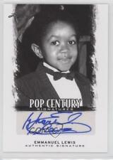 2012 Leaf Pop Century BA-EL1 Emmanuel Lewis Auto Autographed Non-Sports Card 0aa