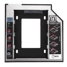 Universal 2.5inch 2nd 9.5mm Ssd Hd SATA Hard Disk Drive HDD Caddy Adapter Bay