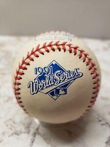 Rawlings MLB Official 1991 World Series Baseball