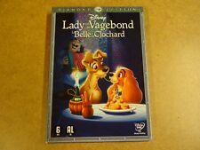 DIAMOND EDITION DVD / LADY EN DE VAGEBOND / LA BELLE ET LE CLOCHARD ( DISNEY )