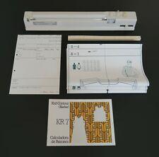 Knitmaster KR7 KNIT RADAR for Empisal Knitmaster & Silver Reed knitting machines