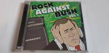 Various Artists : Rock Against Bush - Volume 1 - CD (2004) 2 Discs (CD + DVD)